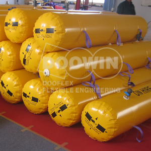 lifeboat test water bags